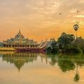 """<p class=""""Normal""""> <strong>Myanmar</strong></p> <p class=""""Normal""""> Du khách mong muốn có một tour du lịch xa xỉ có nhiều lựa chọn tại Myanmar như tour đi thuyền sang trọng dọc theo sông Irrawaddy từ Yangon đến Bagan, hay tour nghỉ dưỡng biển nổi tiếng Ngapali.</p>"""