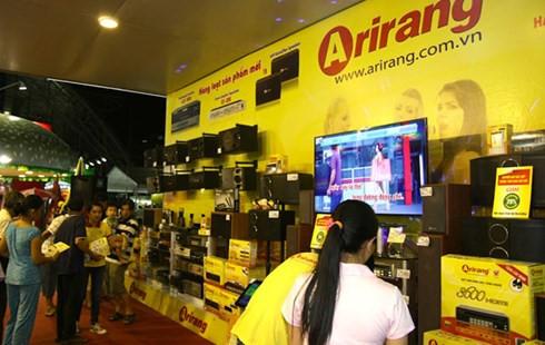 Ông chủ karaoke Arirang bán thương hiệu, thanh lý hàng tồn kho