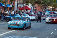 Tuần lễ xe hơi Monterey - giải Oscar của giới quý tộc chơi xe