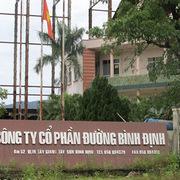 Nợ thuế hơn 25 tỷ đồng, Đường Bình Định bị thu hồi giấy phép hoạt động