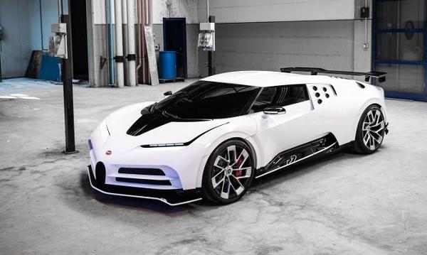 Bugatti ra mắt siêu xe giá gần 10 triệu USD