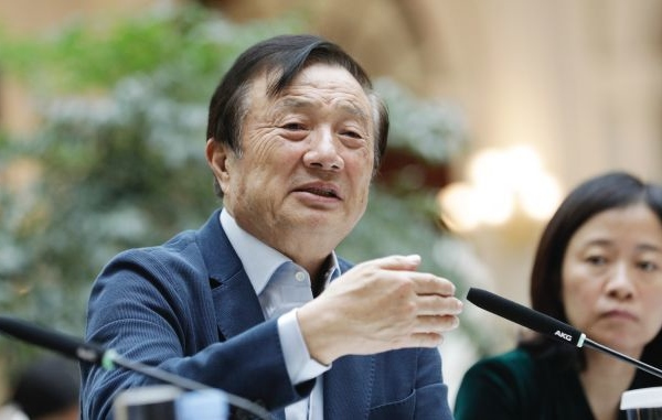 Nhà sáng lập Huawei: 'Chúng tôi có thể vượt Google'