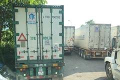 Lý do hàng trăm container Việt Nam tắc biên ở cửa khẩu Trung Quốc