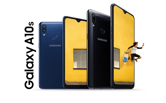 Samsung Galaxy A10s trang bị camera kép ra mắt tại Việt Nam, giá 3,69 triệu đồng