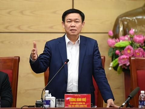 Phó Thủ tướng phê bình các Bộ 'vô cảm' khi để giải ngân đầu tư công chậm nhất trong nhiều năm