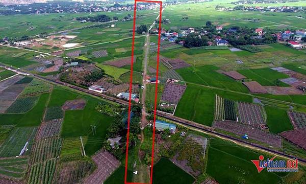 Vĩnh Phúc làm 2 km đường gần 15 tỷ, 13 năm chưa xong