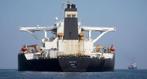Iran cảnh báo hậu quả nghiêm trọng nếu Mỹ bắt 'siêu tàu' dầu