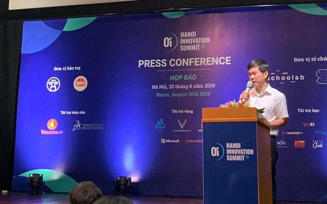 CEO Lazada Việt Nam, đại diện Golden Gate Ventures, Microsoft và hơn 100 startup sẽ quy tụ tại Hanoi Innovation Summit cuối tháng 8