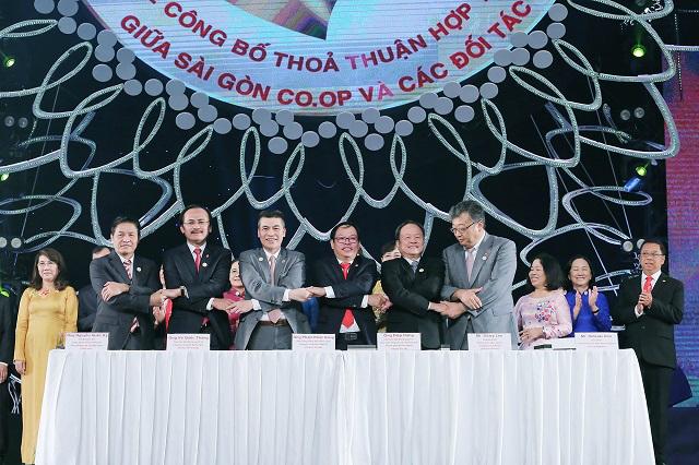HDBank và Saigon Co.op ký hợp tác toàn diện