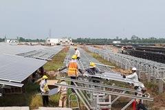 Điện mặt trời hút nhà đầu tư ngoại