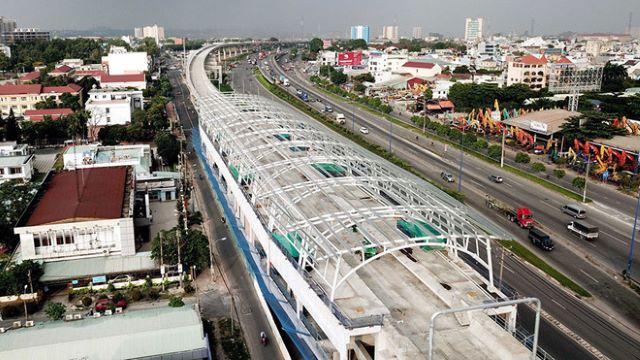 TP HCM chuẩn bị đấu thầu thêm 5 tuyến metro