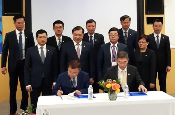 Chủ tịch Đà Nẵng sang thung lũng Silicon kêu gọi đầu tư