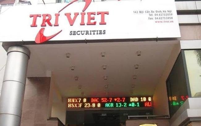 Chứng khoán Trí Việt chào bán 24,3 triệu cổ phiếu tăng vốn lên gấp đôi