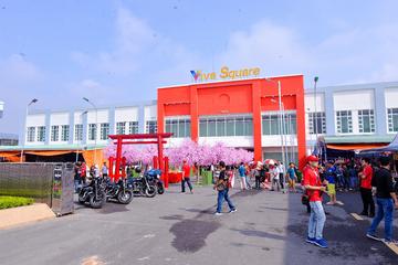 Viva Square của LDG Group được kỳ vọng là trung tâm giao thương sầm uất tại Đồng Nai