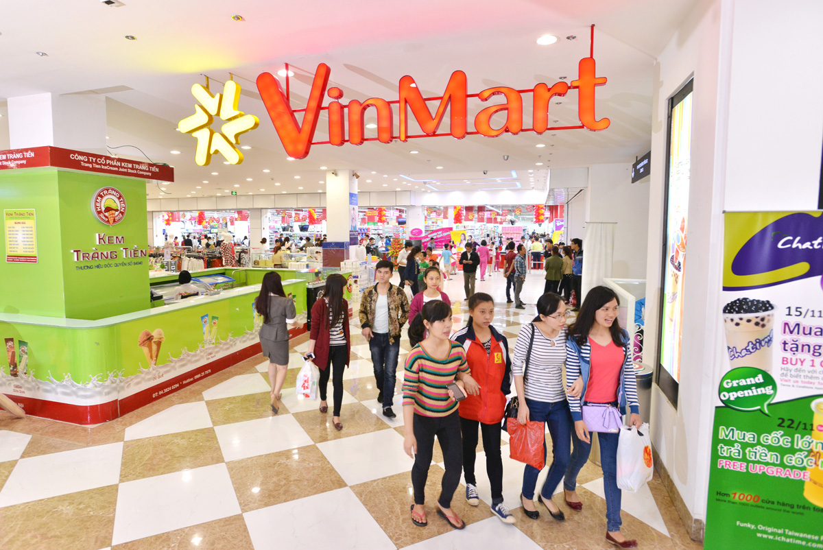 Vingroup chuyển sở hữu VinMart, VinMart+ về công ty có vốn điều lệ hơn 6.400 tỷ đồng