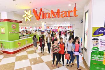 Vingroup chuyển sở hữu VinMart, VinMart+ về công ty có vốn điều lệ hơn 6.400 tỷ đồng