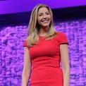 <p> Sara Blakely ra mắt thương hiệu đồ lót Spanx vào năm 2000. Năm 2012, cô trở thành nữ tỷ phú tự thân trẻ nhất thế giới. Hiện Spanx có giá trị một tỷ USD. (Ảnh: <em>Craig Barritt/Getty Images</em>)</p>