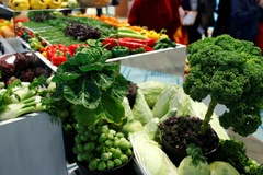 Hòn đảo phía bắc của Nhật Bản trải thảm 'xanh' cho người ăn chay
