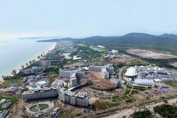 Kiên Giang xin ý kiến Bộ Chính trị thành lập thành phố Phú Quốc