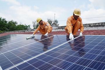 Sếp EVN: Giữ giá 9,35 cent/kWh đến hết 2021 để điện mặt trời áp mái 'bùng nổ'