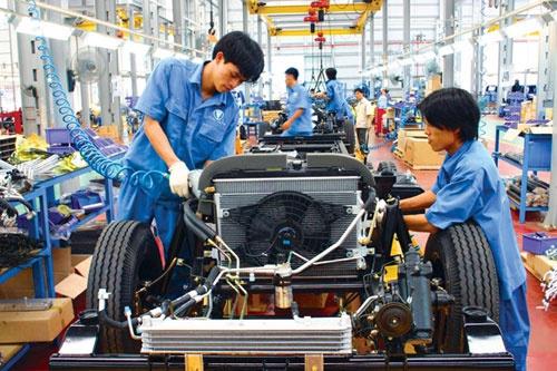 Rót tiền thúc ngành ôtô tăng tốc