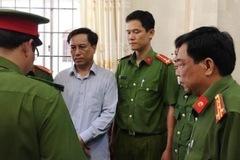 Nguyên chủ tịch và phó chủ tịch TP Trà Vinh bị bắt giam