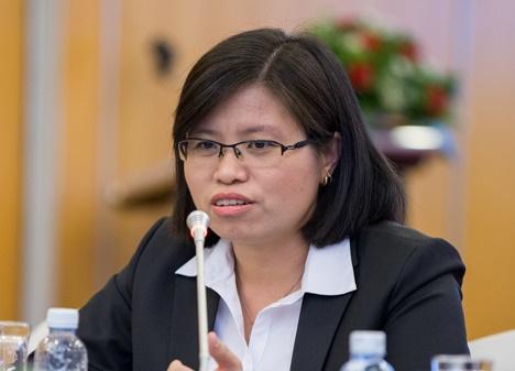 Bà Vương Thị Huyền. Ảnh: Nhadautu