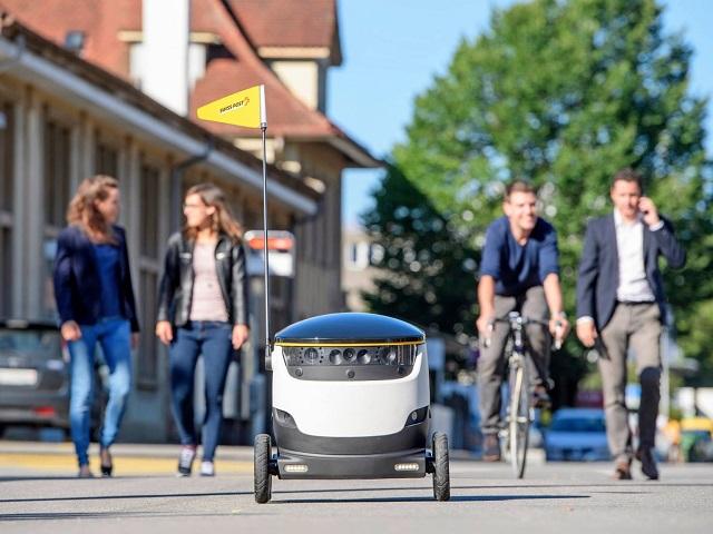 Startup dùng robot giao hàng cho sinh viên 'lười' gọi vốn thành công 40 triệu USD