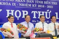 Hai phó chủ tịch tỉnh Bến Tre cùng nghỉ hưu