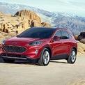 Ford Escape sẽ lắp ráp tại Việt Nam từ năm sau