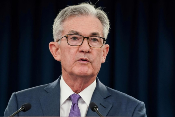Chủ tịch Fed Jerome Powell. Ảnh: Reuters.