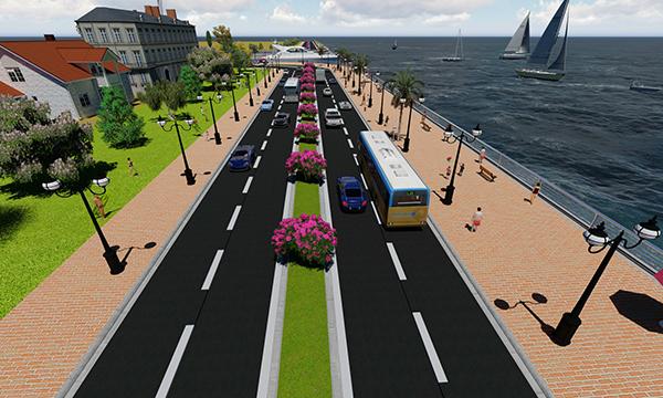 Quảng Ninh khởi công đường bao biển hơn 1.300 tỷ đồng nối Hạ Long với Cẩm Phả