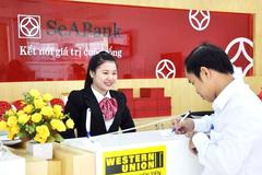 SeABank phát hành 168,1 triệu cổ phiếu giá 10.000 đồng/cp