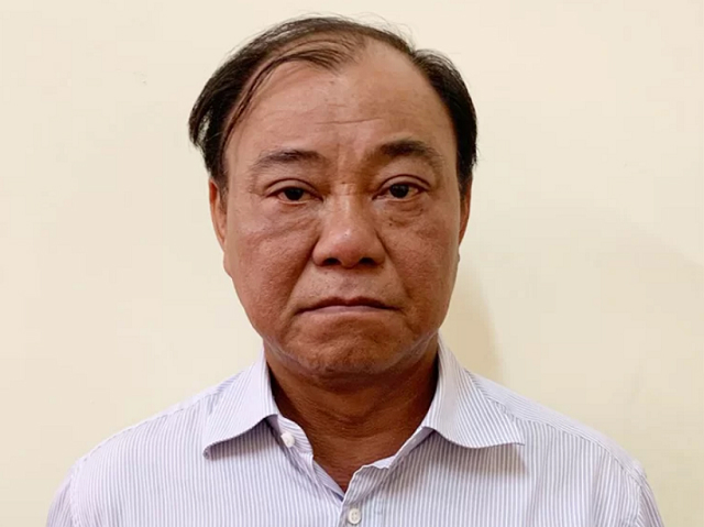Ông Lê Tấn Hùng bị khởi tố thêm tội Tham ô
