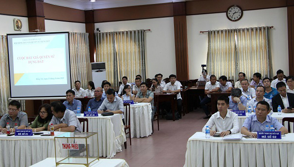 Công ty con Đất Xanh chi 3.060 tỷ đồng mua 92 ha đất gần sân bay Long Thành