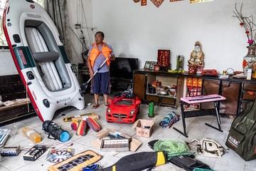 Dụ khách mua 'rác' về nhà, nhà sáng lập có tài sản 15 tỷ USD