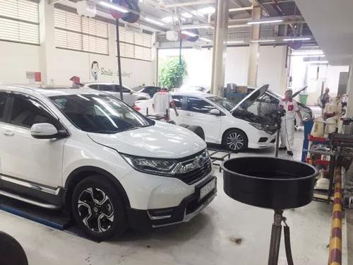 Nhiều đại lý ôtô trông chờ vào mảng bảo hành, sửa chữa thay vì dựa vào doanh số bán xe như trước