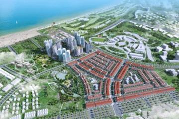 Giá bất động sản mặt tiền biển leo thang