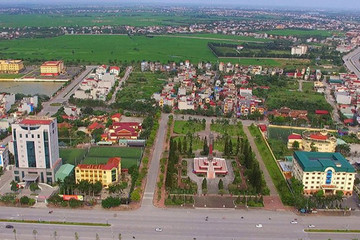 Gần 140 ha đất trồng lúa ở Hưng Yên được chuyển sang đất phi nông nghiệp