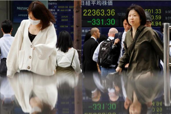 Giới đầu tư bán tháo, các thị trường chứng khoán lớn tại châu Á mất 1 - 3%