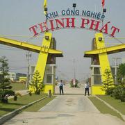 Khu công nghiệp Thịnh Phát, Long An chuyển chủ đầu tư