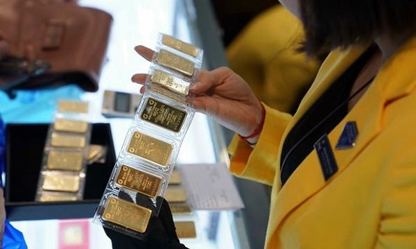 Vàng sẽ lên 48 triệu đồng/lượng?