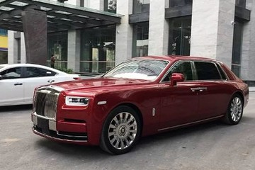 Giá xe Rolls-Royce bản tiêu chuẩn cao nhất 54,3 tỷ tại Việt Nam
