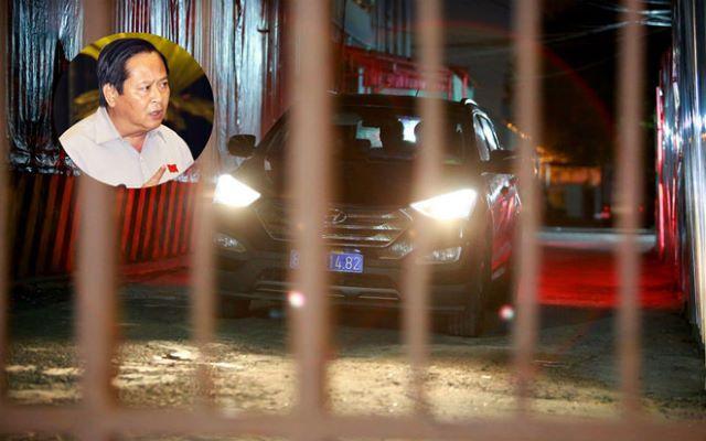 Đề nghị truy tố nguyên Phó Chủ tịch UBND TP HCM Nguyễn Hữu Tín