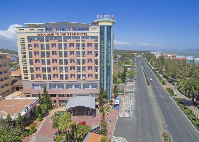 Công ty sở hữu 2 khách sạn ở Vũng Tàu bàn kế hoạch sáp nhập vào DIG