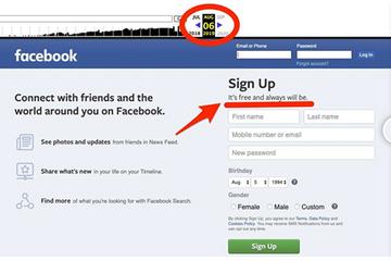 Facebook lặng lẽ đổi slogan, không còn 'miễn phí'
