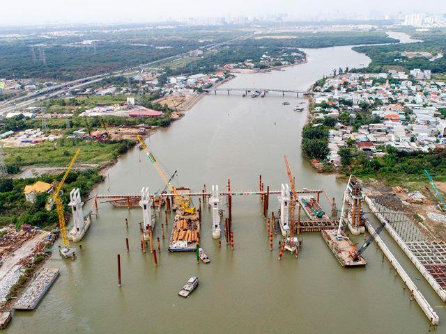 Bộ Chính trị yêu cầu khẩn trương hoàn thành công trình chống ngập TP HCM