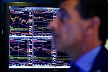 Đường cong lợi suất trái phiếu Mỹ đảo chiều, tệ nhất 12 năm