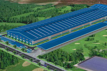 Bà Rịa - Vũng Tàu thành lập cụm công nghiệp Hòa Long gần 16 ha