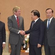 Phó Thủ tướng: Tạo thuận lợi cho tập đoàn Anh mở rộng đầu tư trong lĩnh vực dầu khí